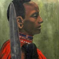 African Warrior