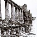 Forth Bridge, Fife BW