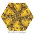 Hex Yellow 4