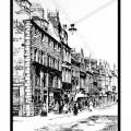 Looking Down Barrack Street, Dundee