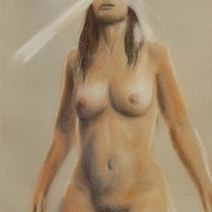 Blindfold Nude