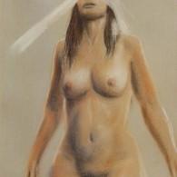 Blindfold Nude