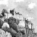 Stirling Castle BW